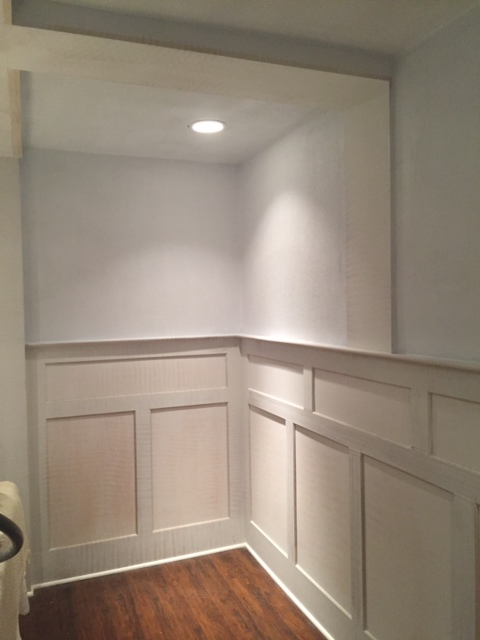What does wainscoting mean definition and meaning Free
